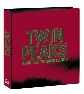 2019 Twin Peaks Archives Trading Cards - Album