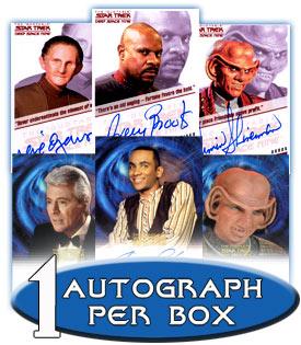 Autograph Samples