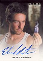 Edward Norton autograph