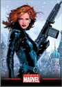 Black Widow Card #1