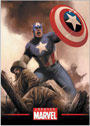 Captain America Card #4