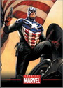 Captain America Card #9