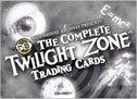 The Complete Twilight Zone trading cards