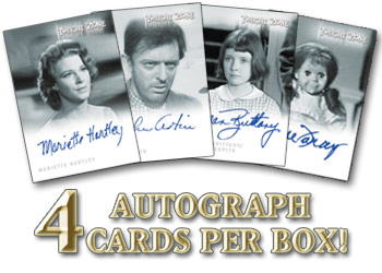 Sample Autograph Cards