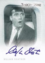 William Shattner Autograph Card