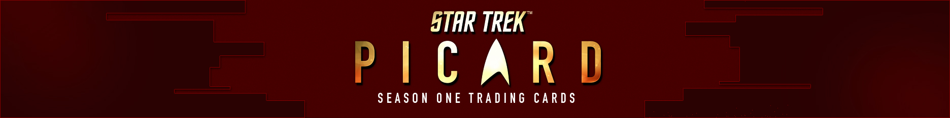 Star Trek Picard Season One trading cards