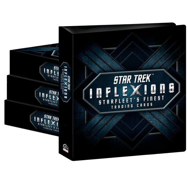 2019 Star Trek Inflexions Case of Albums (4)