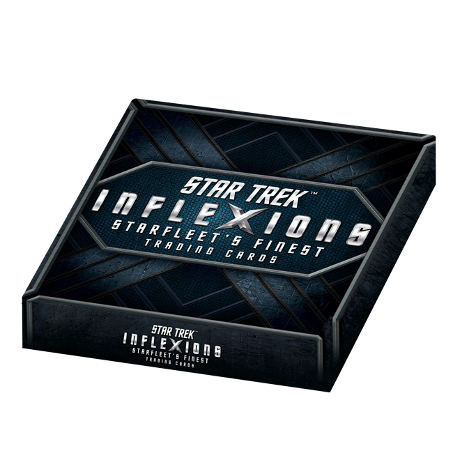 2019 Star Trek Inflexions Box of Cards