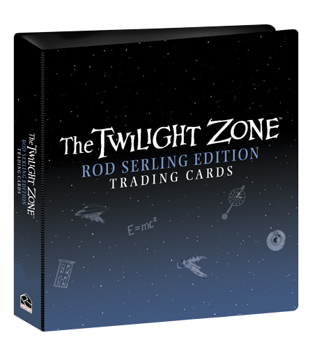 2019 Twilight Zone Trading Cards - Album