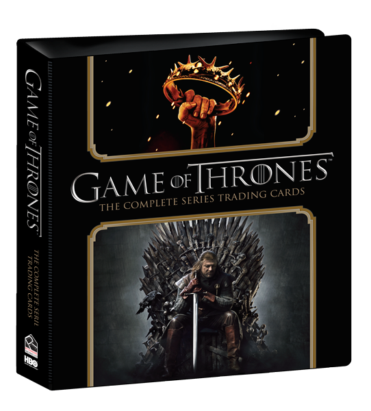 2020 Game of Thrones Complete Trading Cards Album