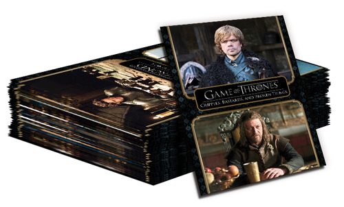 2020 Game of Thrones Complete Trading Cards Base Set