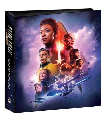 2020 Star Trek Discovery Season 2 Album