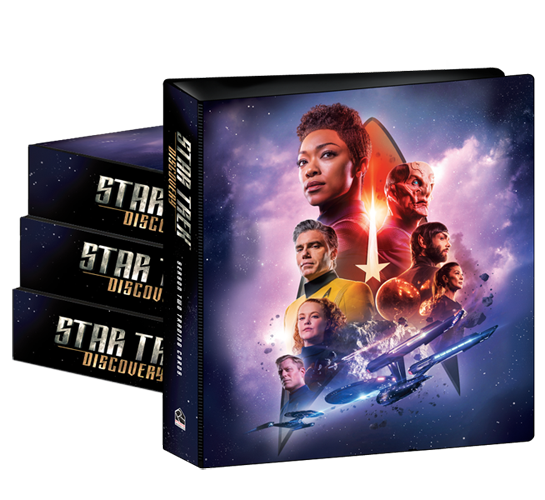 2020 Star Trek Discovery Season 2 Case of Albums