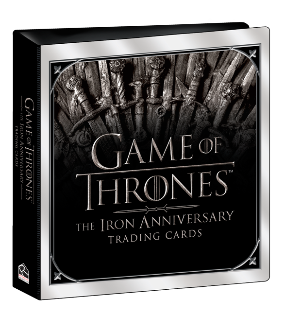 2021 Game of Thrones Iron Anniversary Album
