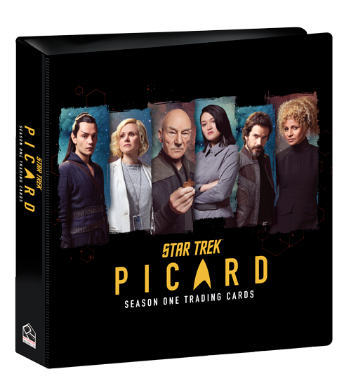 2021 Star Trek Picard Season 1 - Album