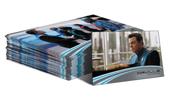 2019 The Orville Season 1 Trading Cards Base Set