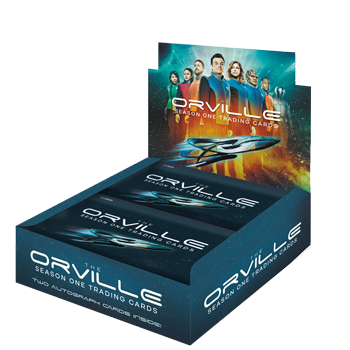 2019 The Orville Season 1 Trading Cards - Box (24 Packs)