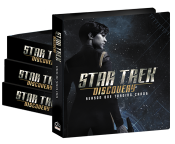 2019 Star Trek Discovery Season 1 - Case of Albums (4)