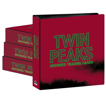2019 Twin Peaks Archives Trading Cards - Album Case (4)