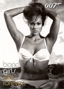 James Bond Bond Girls Are Forever BG46