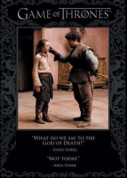 Game of Thrones Quotable Card Q10