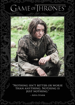 Game of Thrones Quotable Card Q40