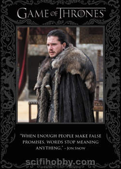 Game of Thrones Quotable