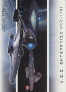 Quotable Star Trek Movies Transitions Card T10