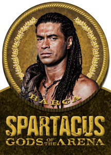 Spartacus 2012 Rewards Card