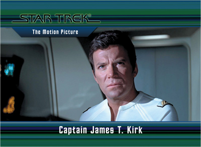 Star Trek Classic Movies: Heroes and Villains Base card 55