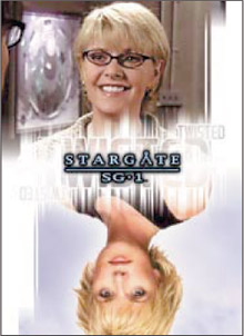 Stargate SG-1 Twisted Chase Card TW10