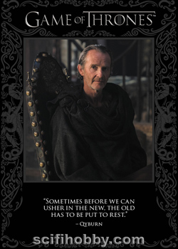 Game of Thrones Quotable Card Q60