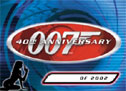 James Bond Limited Edition Preview Set