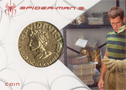 Gold Coin Prop Card