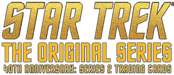 Star Trek: The Original Series 40th Anniversary Series 2