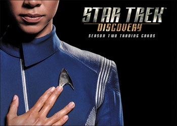 Star Trek Discovery Season Two Trading Cards Promo Card P1