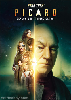 Star Trek Picard Season One Trading Cards Promo Card P1