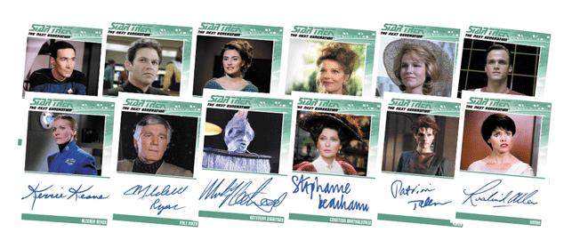 Star Trek The Next Generation: Portfolio Prints Series One
