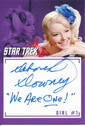 Star Trek: TOS Archives and Inscriptions Trading Cards