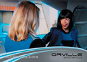 The Orville Season One Trading Cards