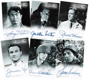 Sample Autograph Cards