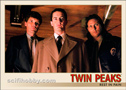 Twin Peaks Trading Cards